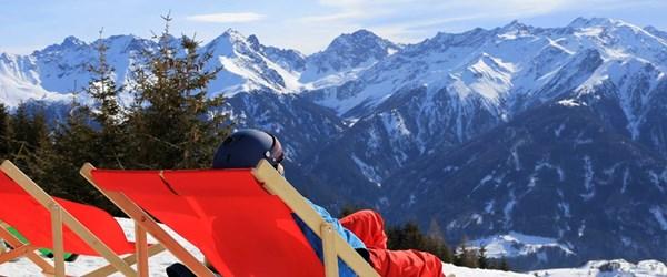 Skifahren & Ruhe