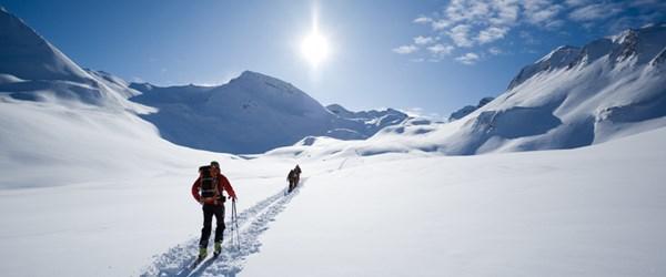 Skifahren & Tourengehen