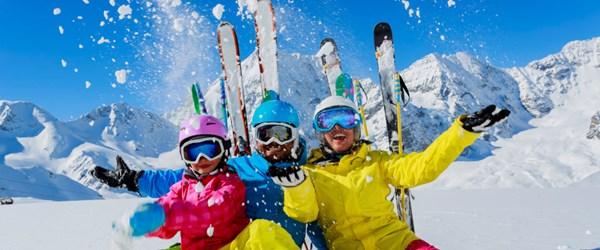Skifahren & Familie