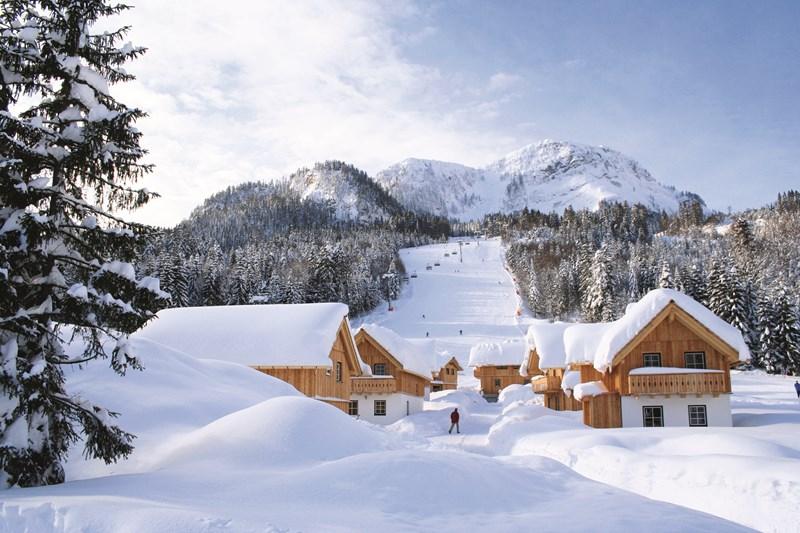 AlpenParks Aktiv & Natur Resort Hagan Lodge Altaussee