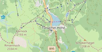 Höhenmeter Karte.Panorama Hotel Turracher Höhe Skihotel In österreich