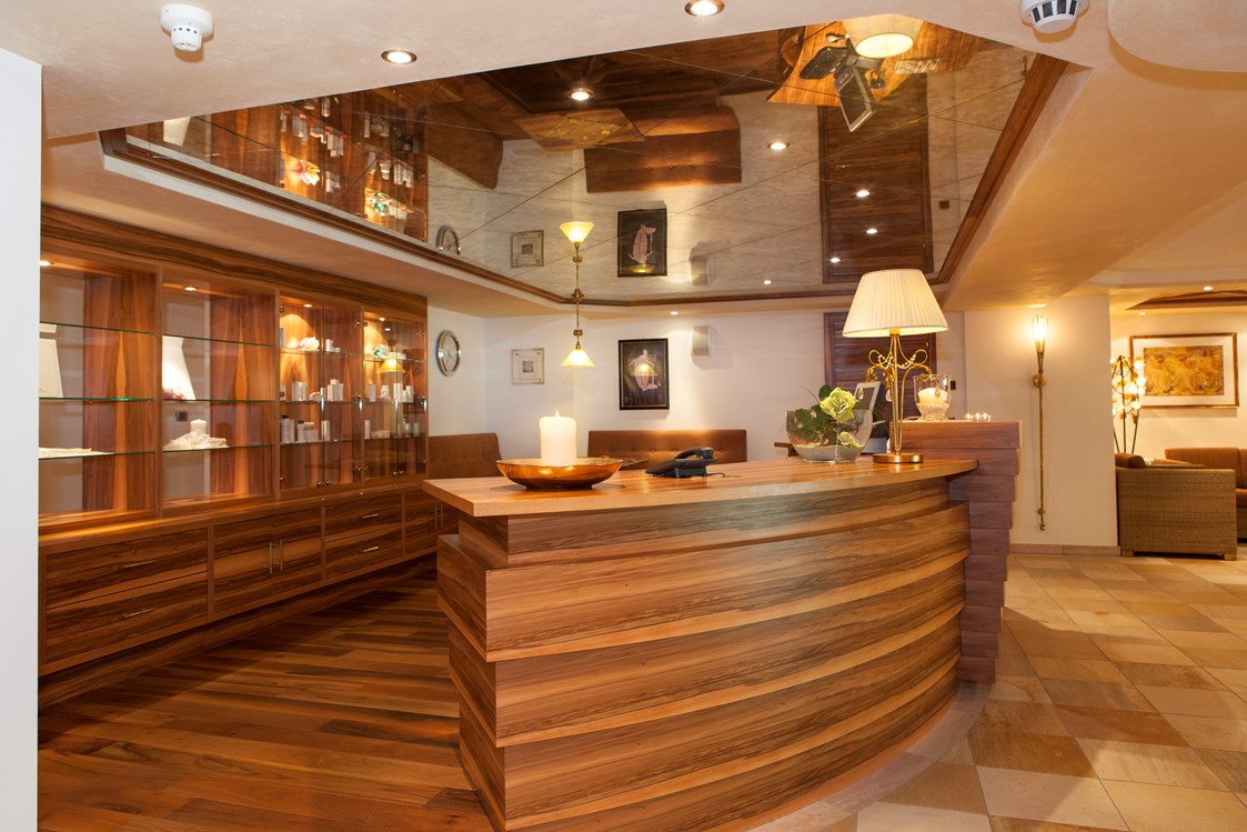 Skihotel: WELLNESS RECEPTION - Granvara Relais & SPA Hotel****S