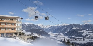 Hotels an der Piste - Pools: Innenpool - Belluno - Kronplatz Resort Hotel Kristall