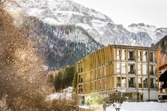 Hotels an der Piste - Verpflegung: Halbpension - Wolkenstein/Gröden - Mountain Design Hotel EdenSelva