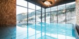 Hotels an der Piste - Pools: Infinity Pool - Italien - Gourmethotel Tenne Lodges