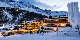 Hotels an der Piste - Verpflegung: Halbpension - Trentino-Südtirol - Paradies Pure Mountain Resort