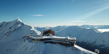 Hotels an der Piste - Ski-In Ski-Out - Glacier Hotel Grawand
