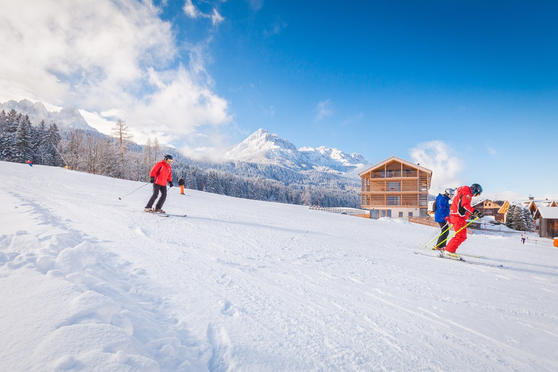 Skihotel: SKI IN - SKI OUT - JOAS natur.hotel.b&b