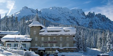 Hotels an der Piste - Skigebiet: IT - Skigebiet Carezza - Hotel Castel Latemar
