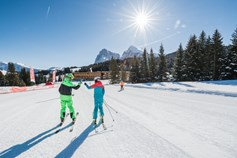 Hotels an der Piste - Langlaufloipe - Trentino - Sporthotel Floralpina