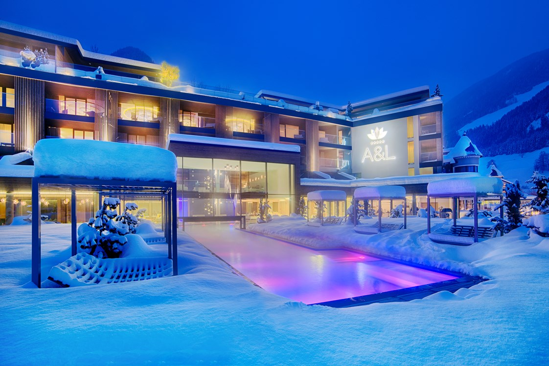 Skihotel: Wellnessresort Amonti & Lunaris