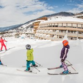 Hotels an der Piste: Family Resort Rainer