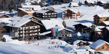 Hotels an der Piste - Pools: Innenpool - Appenzell - Familienhotel Gorfion