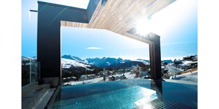 Hotels an der Piste - Pools: Innenpool - Tiroler Unterland - Das Alpenwelt Resort****SUPERIOR