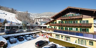 Hotels an der Piste - Rodeln - Zell am See - Pension Hubertus