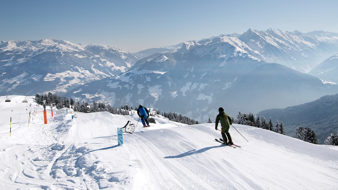 Skihotel: Fun Ride Gerent am Penken - Mayrhofner Bergbahnen