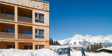Hotels an der Piste - barrierefrei - Tirol - Tirol Lodge Ellmau