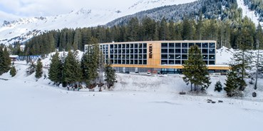 Hotels an der Piste - Lenzerheide - Revier Mountain Lodge