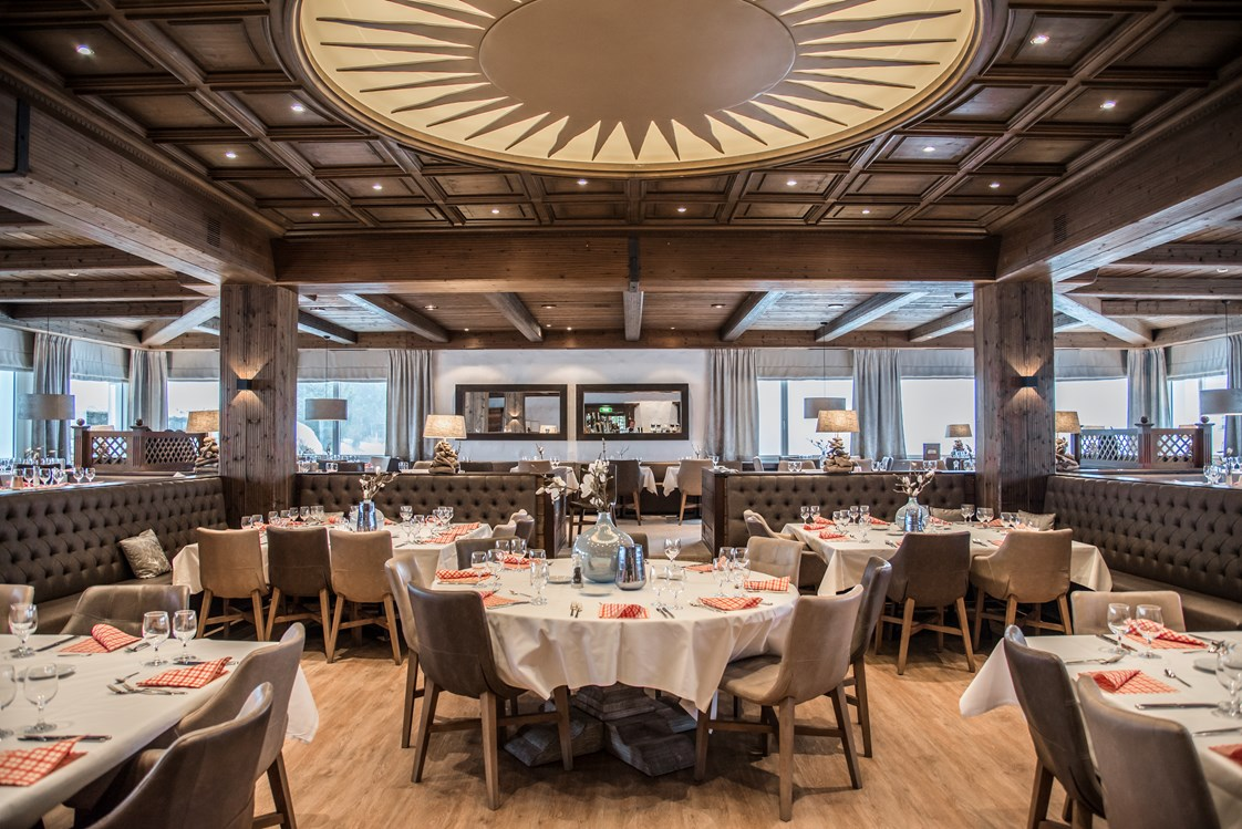 Skihotel: Hauptrestaurant - ROBINSON Arosa - ADULTS ONLY (18+)