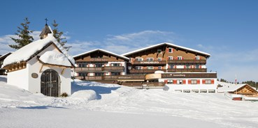 Hotels an der Piste - Ski-In Ski-Out - Arlberg - Hotel Sonnenburg