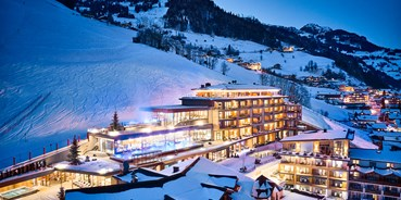 Hotels an der Piste - Pools: Innenpool - DAS EDELWEISS - Salzburg Mountain Resort