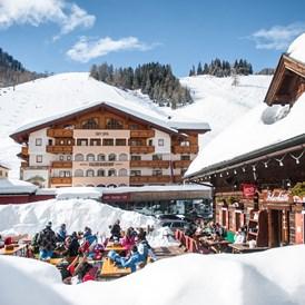 Hotel Salzburger Hof Zauchensee Skihotel In Osterreich