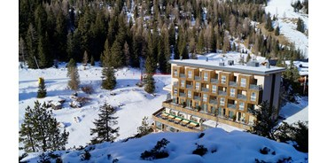 Hotels an der Piste - Pools: Innenpool - Venetien - Sports&Nature Hotel Boè