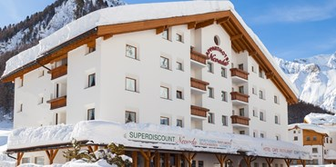 Hotels an der Piste - Engadin - Apparthotel Garni Nevada