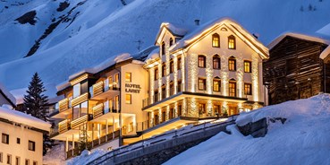Hotels an der Piste - Engadin - Boutique Hotel Laret