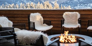 Hotels an der Piste - Pools: Innenpool - Wallis - Hotel Crans Ambassdor