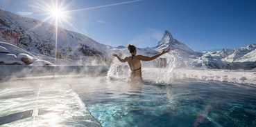 Hotels an der Piste - Sauna - Wallis - Riffelalp Resort 2222 m