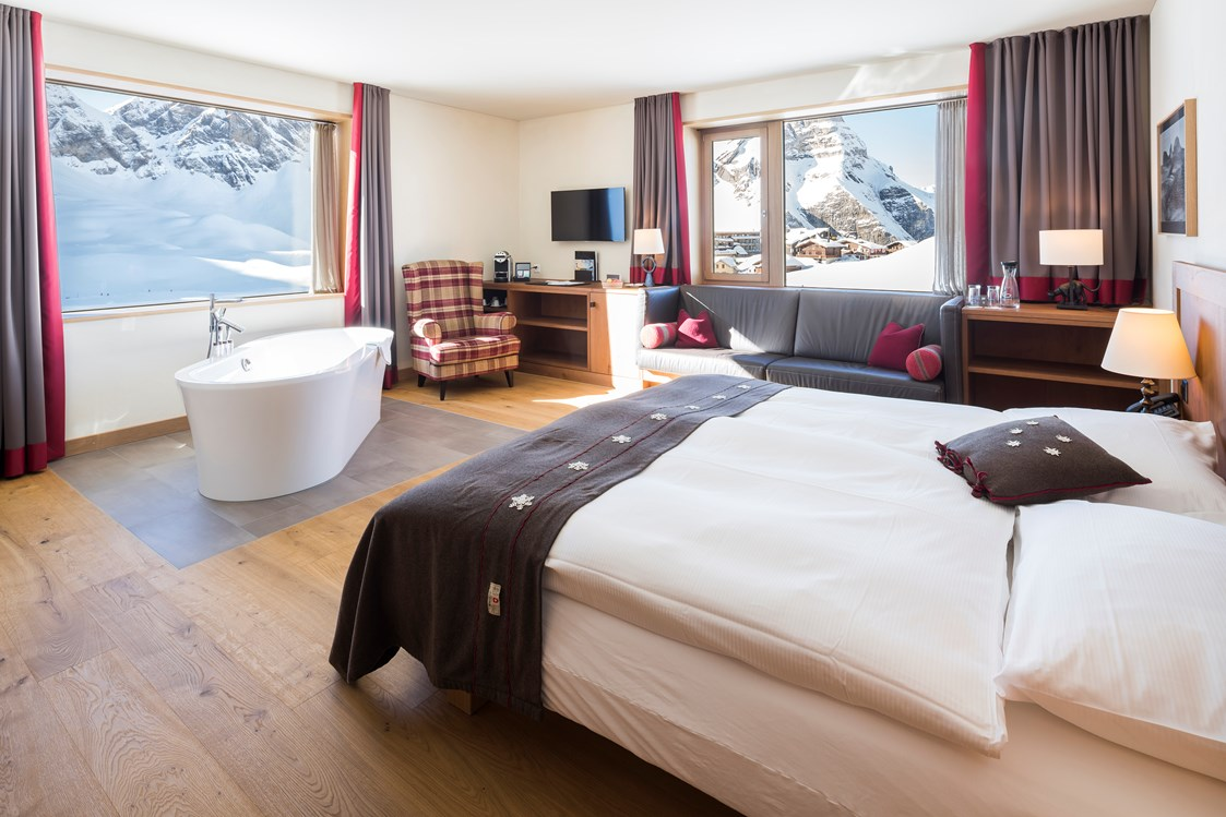 Skihotel: Junior Suite - Hotel frutt LODGE & SPA