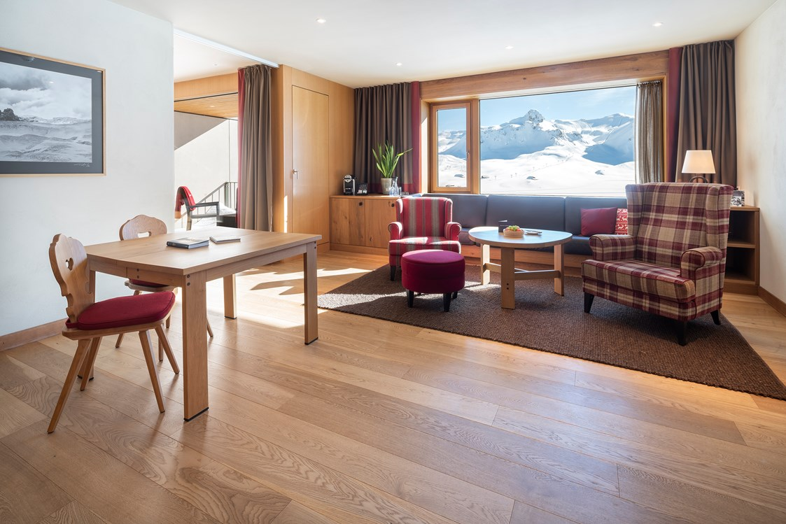 Skihotel: Suite - Hotel frutt LODGE & SPA