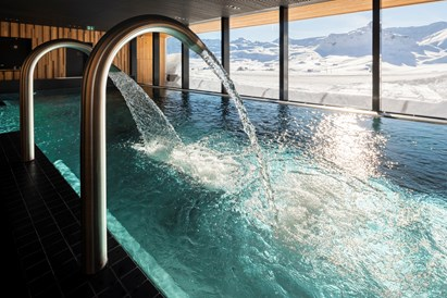 Skihotel: Spa - Hotel frutt LODGE & SPA