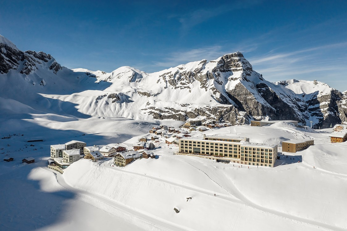 Skihotel: Hotel frutt Lodge & Spa - Tag - Hotel frutt LODGE & SPA