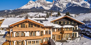 Hotels an der Piste - Maria Alm - Apartments-Pension Renberg
