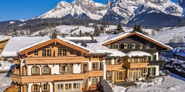 Hotels an der Piste - Sonnenterrasse - Pinzgau - Apartments-Pension Renberg