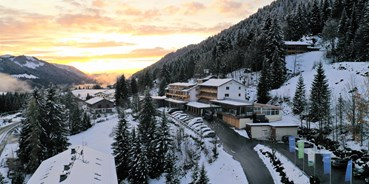 Hotels an der Piste - Pools: Innenpool - Bio-Berghotel Ifenblick