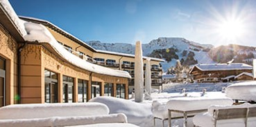 Hotels an der Piste - Pools: Innenpool - Panorama Hotel Oberjoch