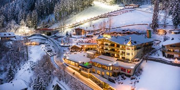 Hotels an der Piste - barrierefrei - Tirol - Alpin Family Resort Seetal