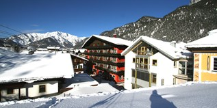 Hotels an der Piste - Sauna - Tiroler Unterland - Hotel Tiroler ADLER Bed & Breakfast