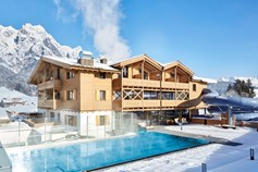 Hotels an der Piste - Pinzgau - Good Life Resort die Riederalm ****S