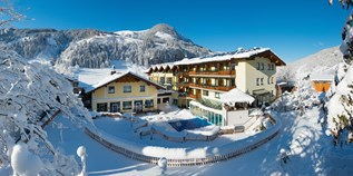 Hotels an der Piste - Pools: Innenpool - Pongau - Hotel Guggenberger