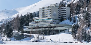 Hotels an der Piste - Pools: Innenpool - Kärnten - Panorama Hotel Turracher Höhe