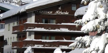 Hotels an der Piste - Ski-In Ski-Out - Arlberg - Hotel Hirlanda