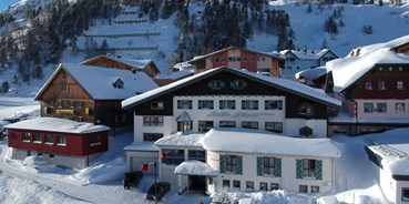 Hotels an der Piste - Pools: Innenpool - Andi's Skihotel