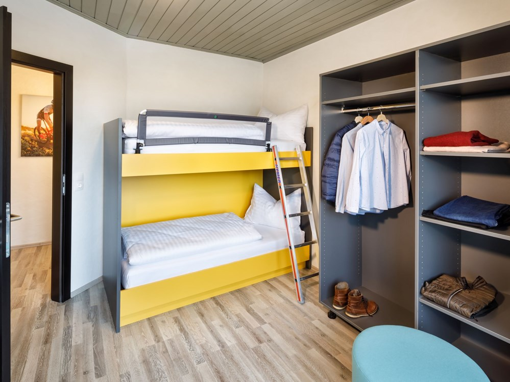 Skihotel: Appartment - Basekamp Mountain Budget Hotel