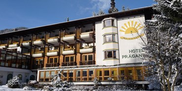 Hotels an der Piste - Pools: Innenpool - Hotel Prägant ****