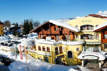 Skihotel: Ski in & Ski out - Hotel Stocker