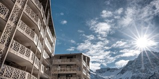 Hotels an der Piste - Skiraum: Skispinde - Arosa - Valsana Hotel & Appartements